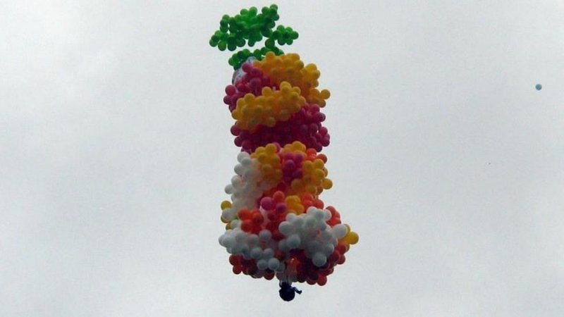 Padre do balão