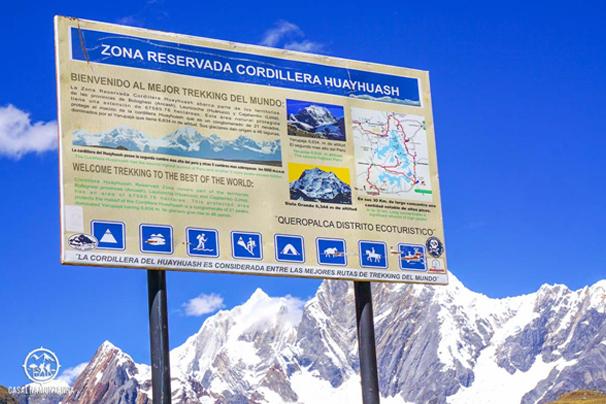 Bienvenido al mejor trekking del mundo