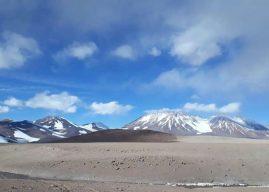 Arkaitz Ibarra Martinez e Ulises Kusnezov realizam escalada invernal no Monte Pissis