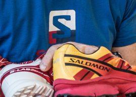 Salomon, dos esquis aos calçados de alta performance para atletas outdoor