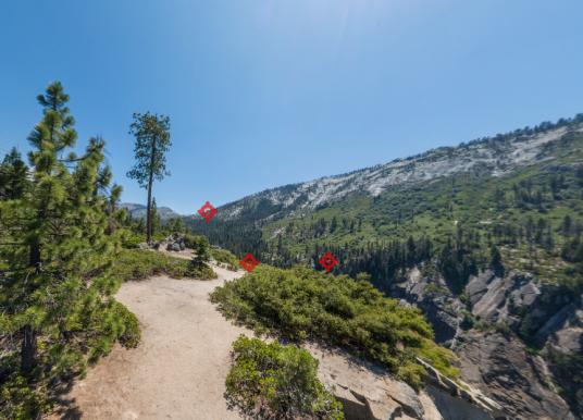 Visite Yosemite sem sair de casa com um tour virtual