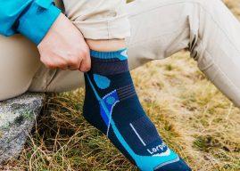 Lorpen, mais do que um simples par de meias