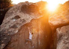Escalador atinge marca de mil boulders acima de 8a/V11 escalados