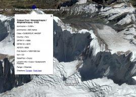 Montanhistas se unem para publicar catálogo de montanhas andinas
