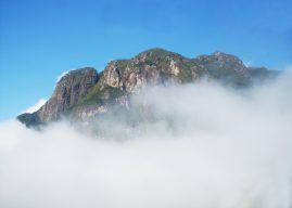 Parques da Serra do Mar no Paraná voltam a fechar por risco de incêndio