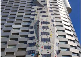 Walltopia: saiba mais sobre o maior muro de escalada do mundo