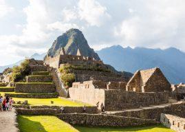 Machu Picchu terá limite menor de visitantes