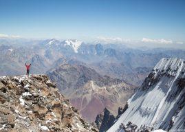 As 10 montanhas mais altas dos Andes
