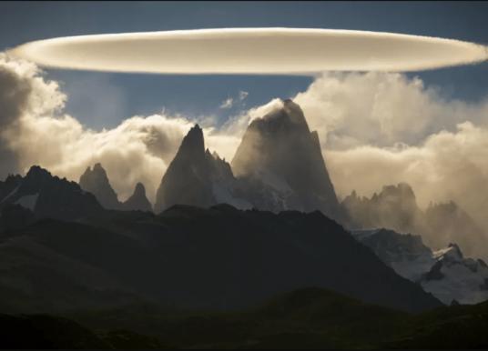 Foto de super nuvem em El Chalten é finalista de concurso