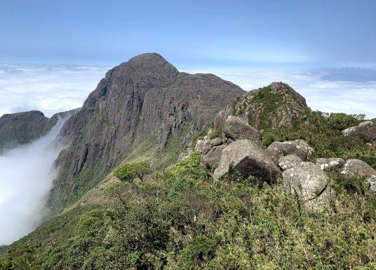 O desaparecimento de Marco Aurélio no Pico dos Marins