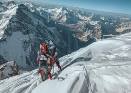Nirmal Purja no K2 invernal