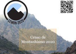 Novo Censo de Montanhismo Brasileiro