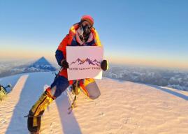 Conquista do K2 Invernal termina com morte de alpinista