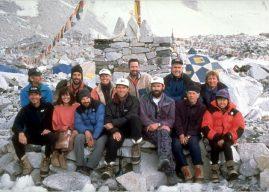 Novo vídeo comenta a tragédia do Everest em 1996