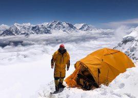 Covid-19 ameaça expedições do Dhaulagiri