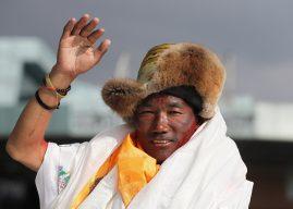 Sherpa nepalês completa sua 25ª escalada ao Everest