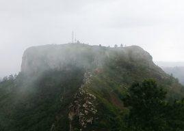 Morro da Pedra Branca: Face Norte