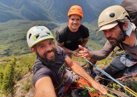 Surge Um Novo Montanhista – As Travessias Mistas