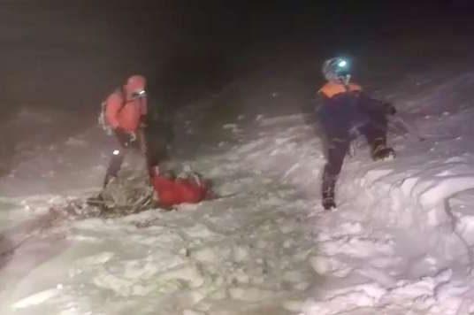 Tempestade mata cinco montanhistas no Monte Elbrus