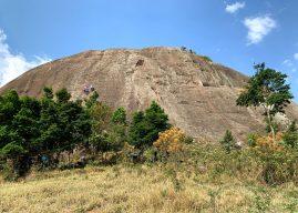 Proposta Revitalização da Face Oeste da Pedra do Santuário – Pedra Bela, SP