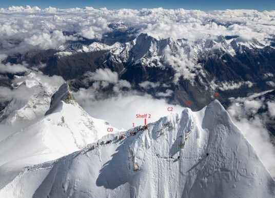 Himalaia Database irá considerar cumes falsos do Manaslu alcançados até 2021